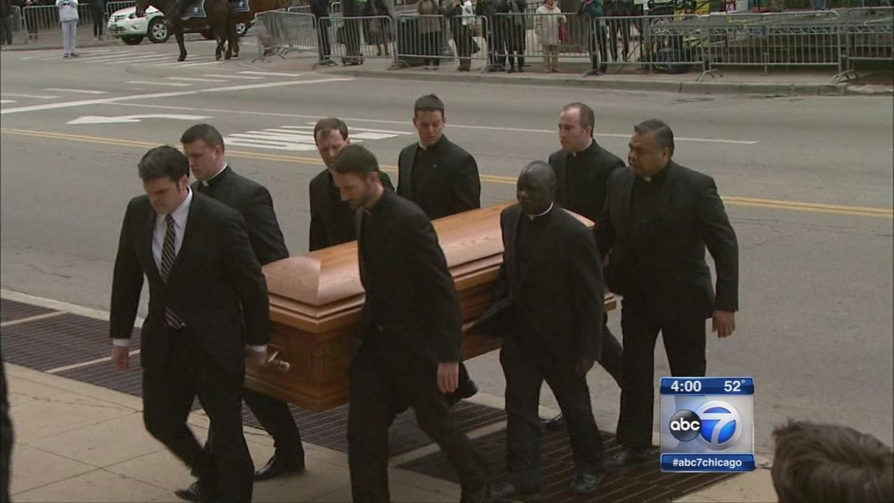 Cardinal George visitation begins at Holy Name