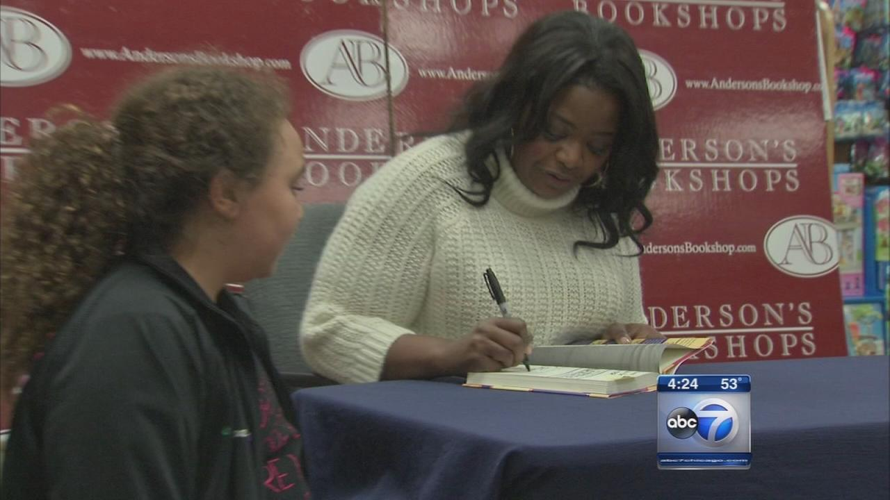 Octavia Spencer pens childrens book