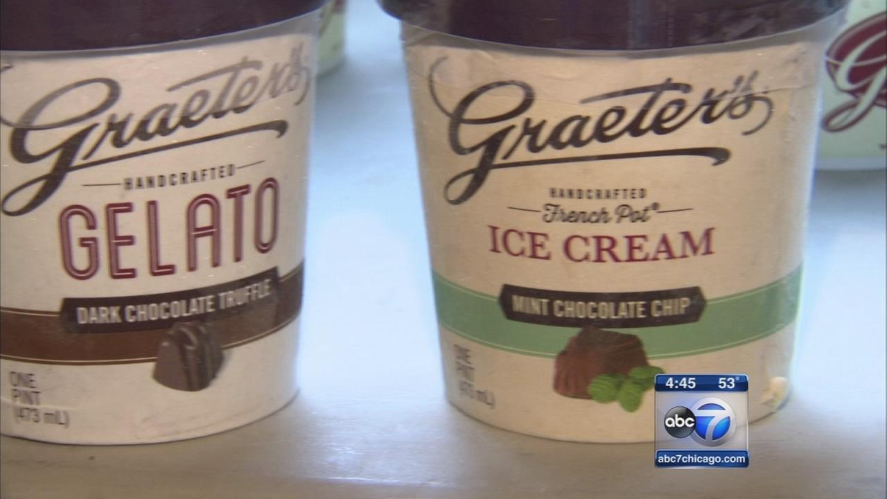 Graeter?s Ice Cream opening in Chicago area