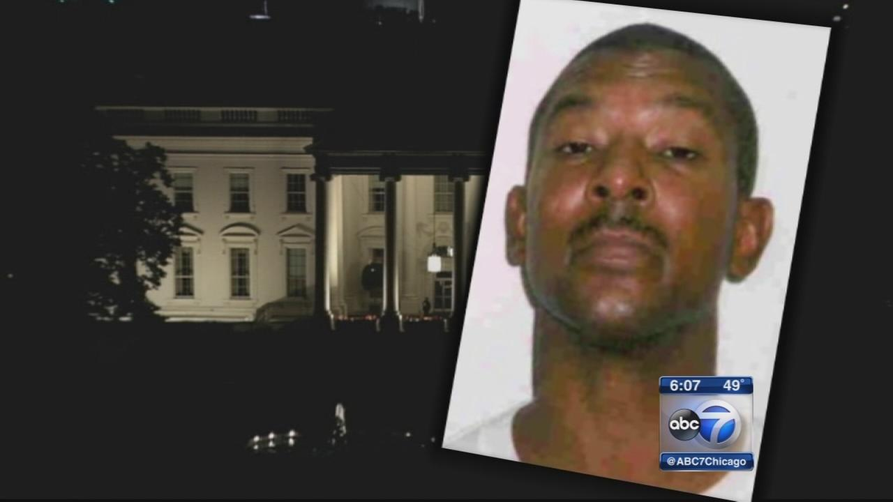 White House fence jumper spent years in Illinois prison