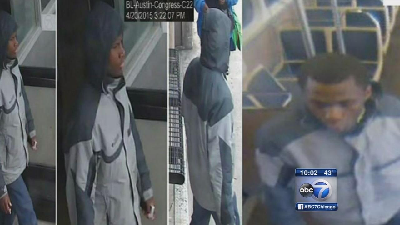 Police search for suspect in Blue Line sex assault
