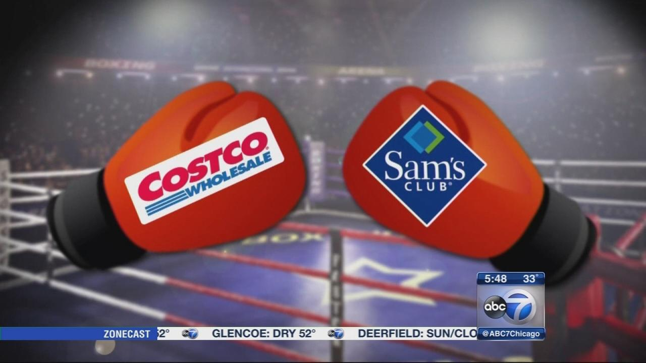 Consumer Reports: Costco versus Sams Club