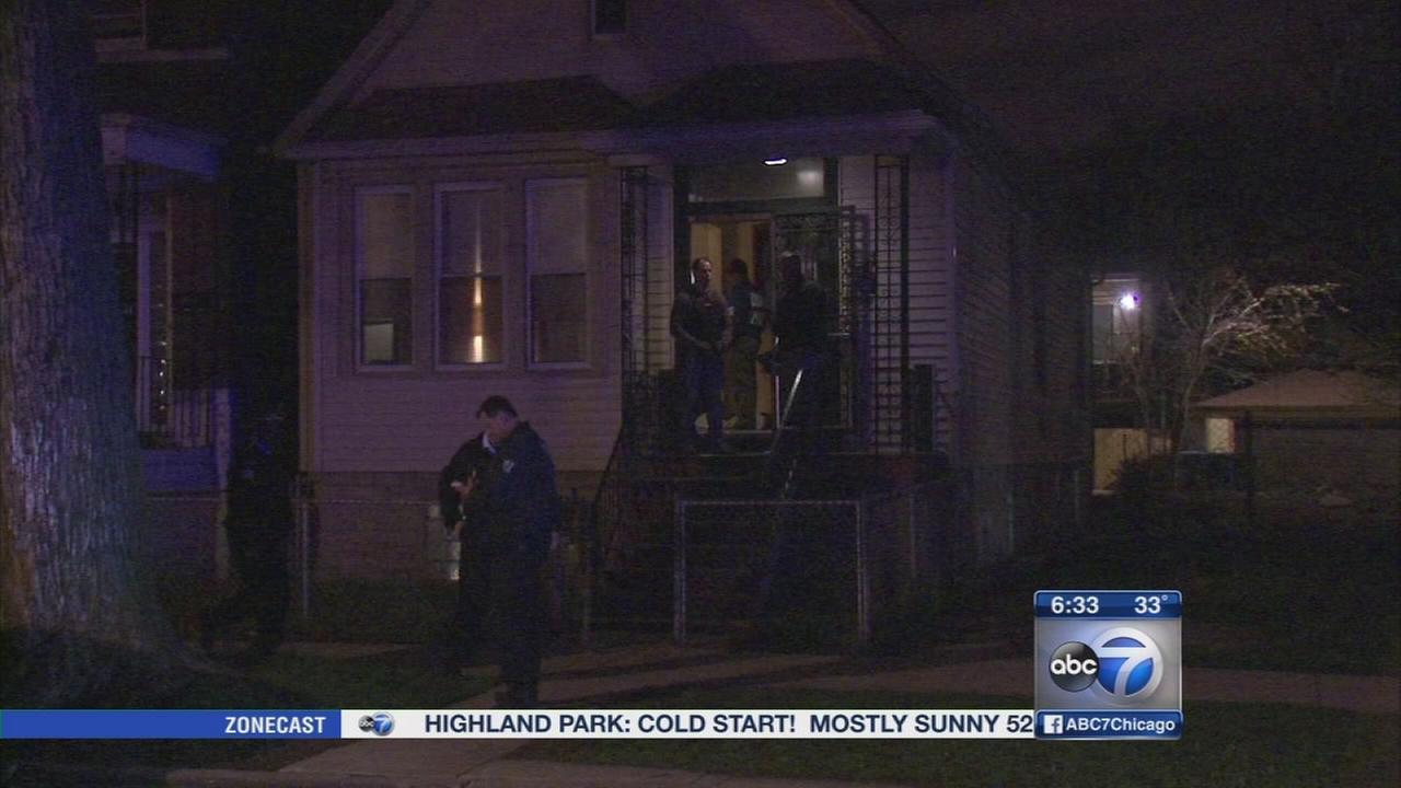 Several questioned after girl, 5, shot in Englewood home