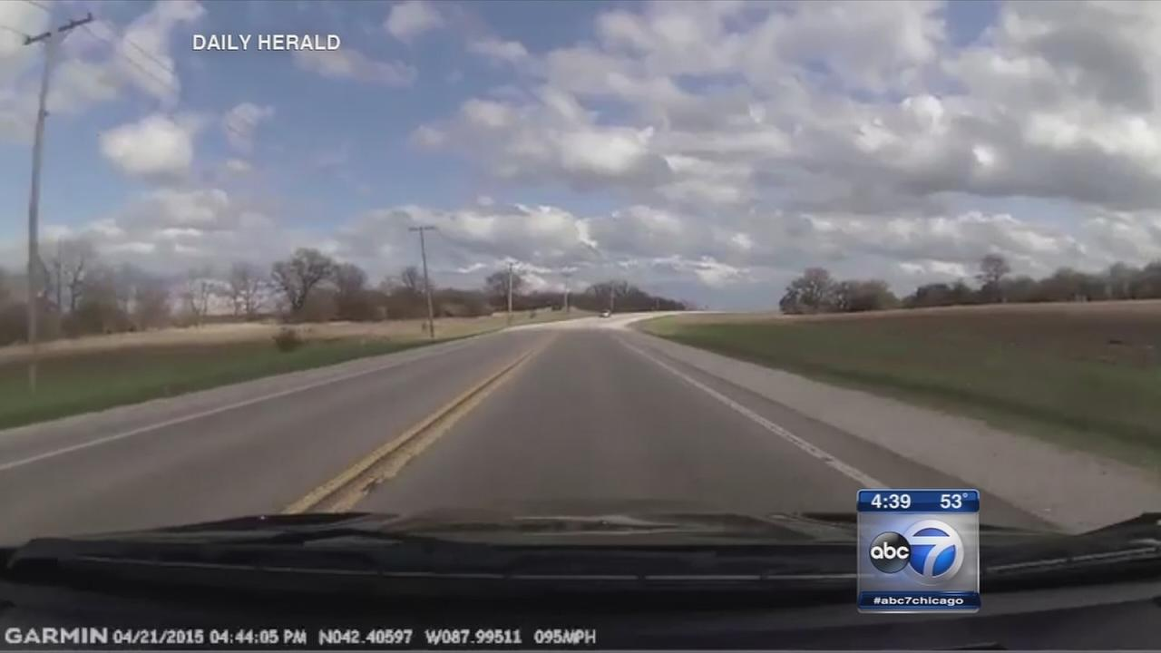 dealership employee takes car on 96 mph joyride