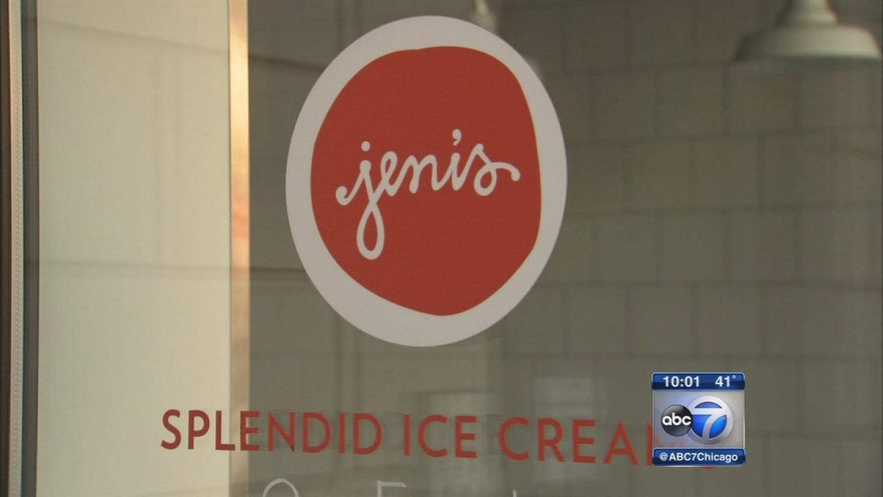 Jenis closes 2 Chicago ice cream stores