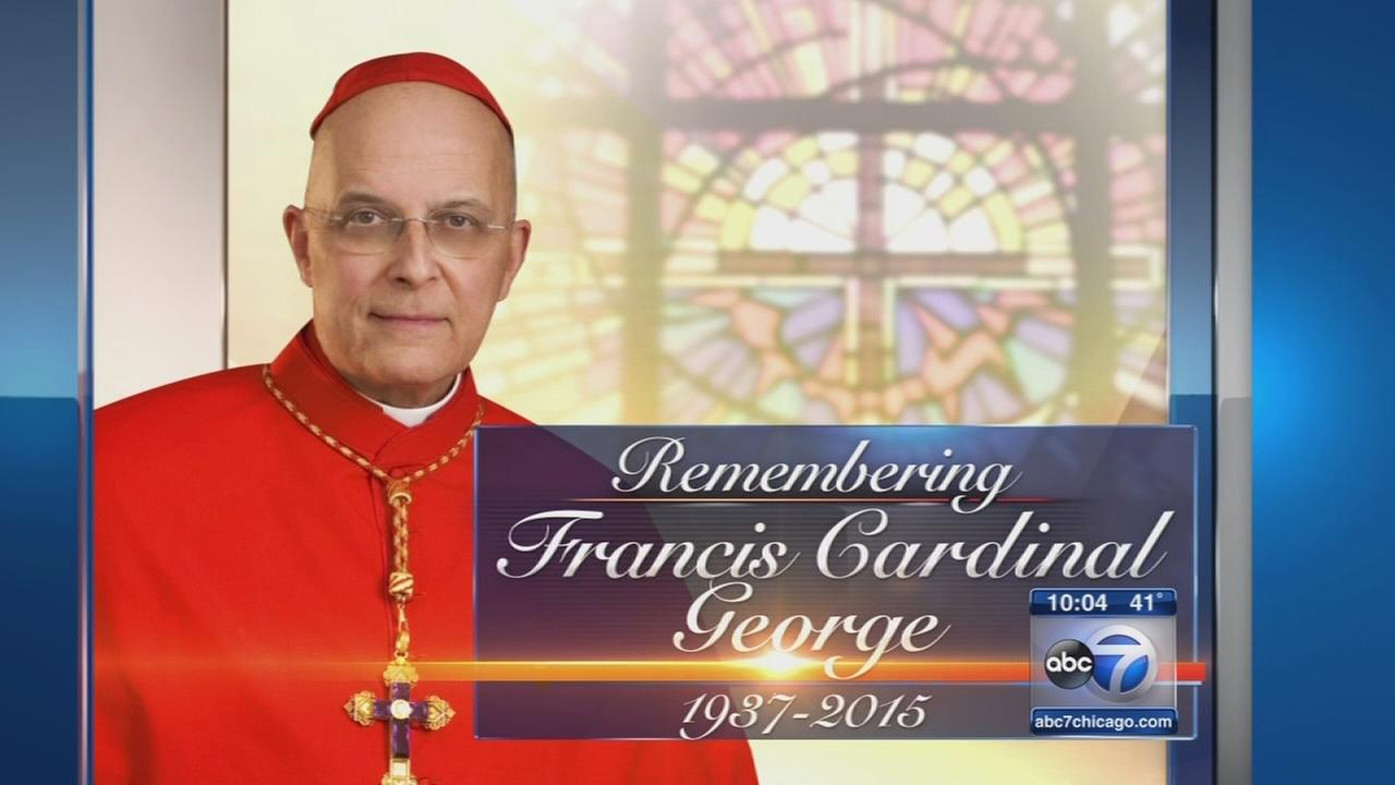 Final farewell to Cardinal George