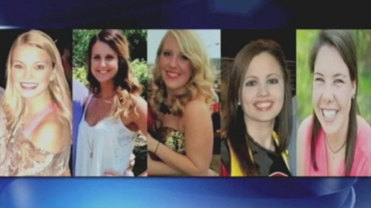 5 Georgia Southern nursing students killed in I-16 crash