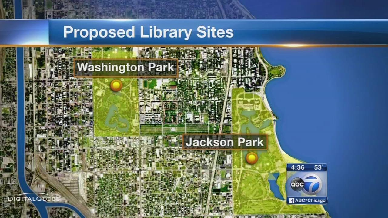 Obama Library bill rushed through Ill. legislature