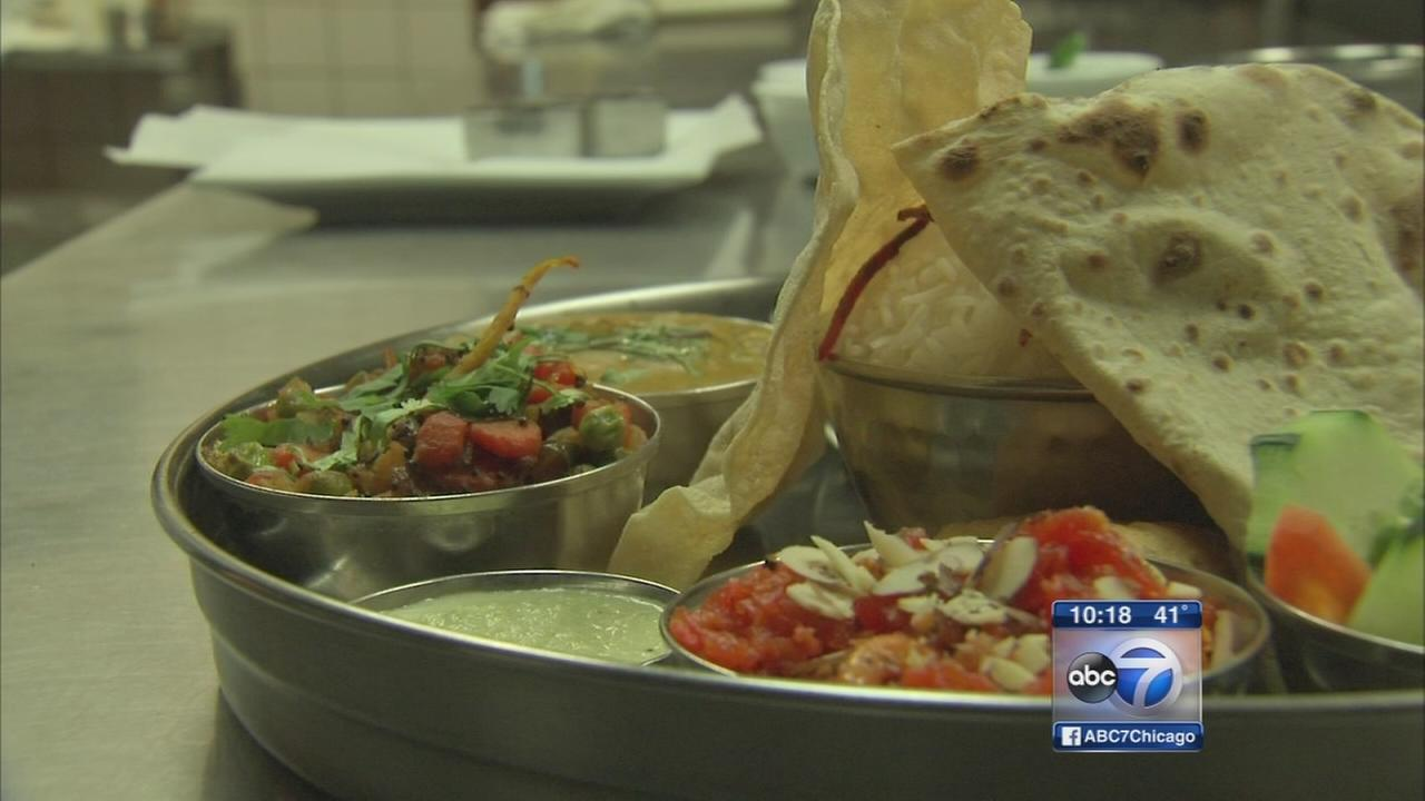 Shree creates Indian food with care in Westmont