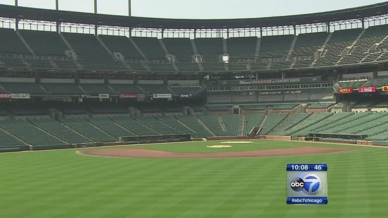 Orioles vs. White Sox game will be closed to the public