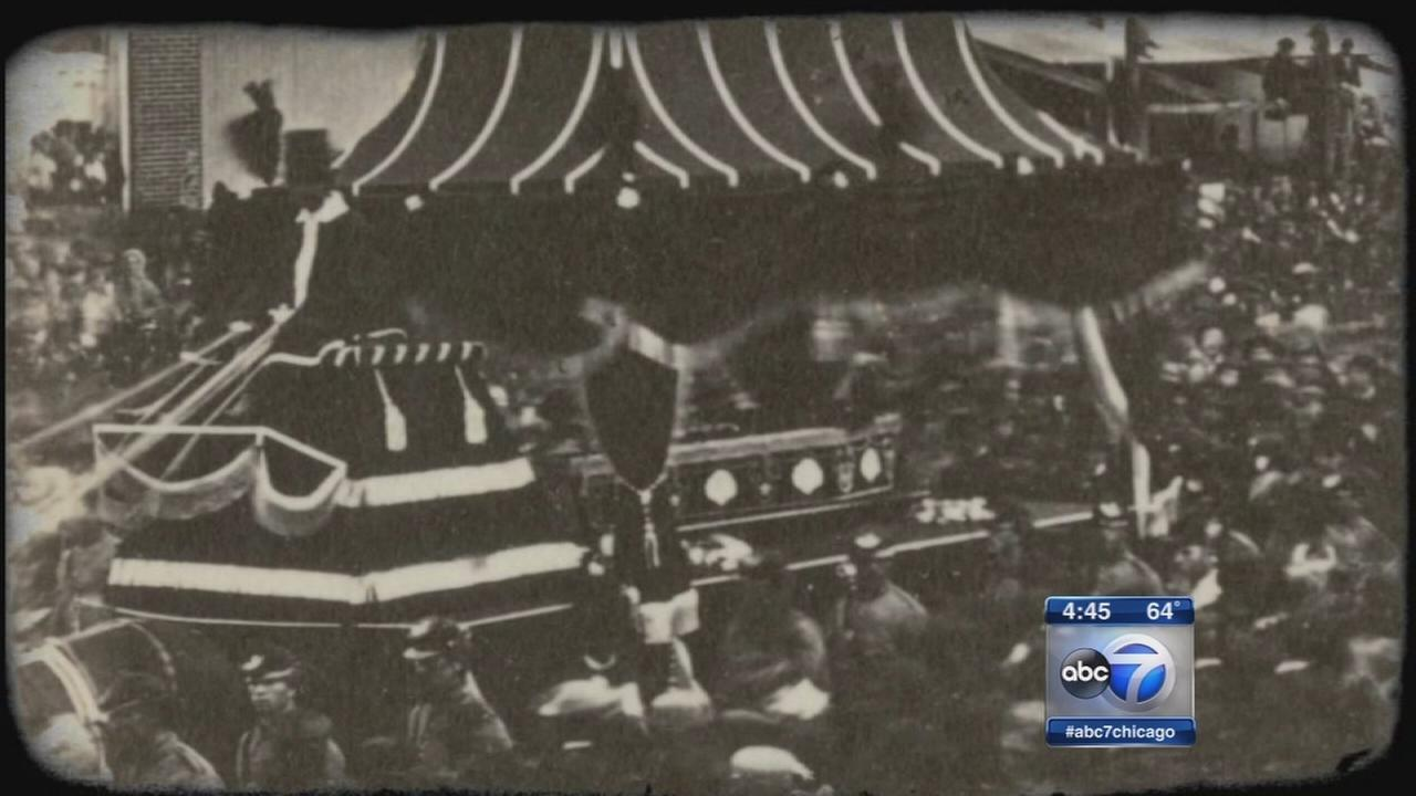 Chicago marks 150 years since Lincolns funeral