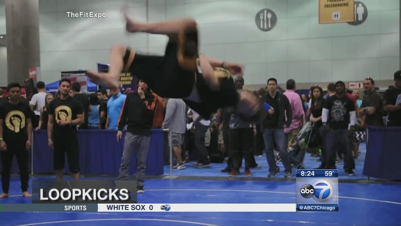 Fit Expo Debuts in Chicago