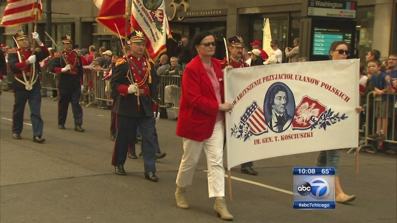 Polish Constitution Day Parade returns to Chicago