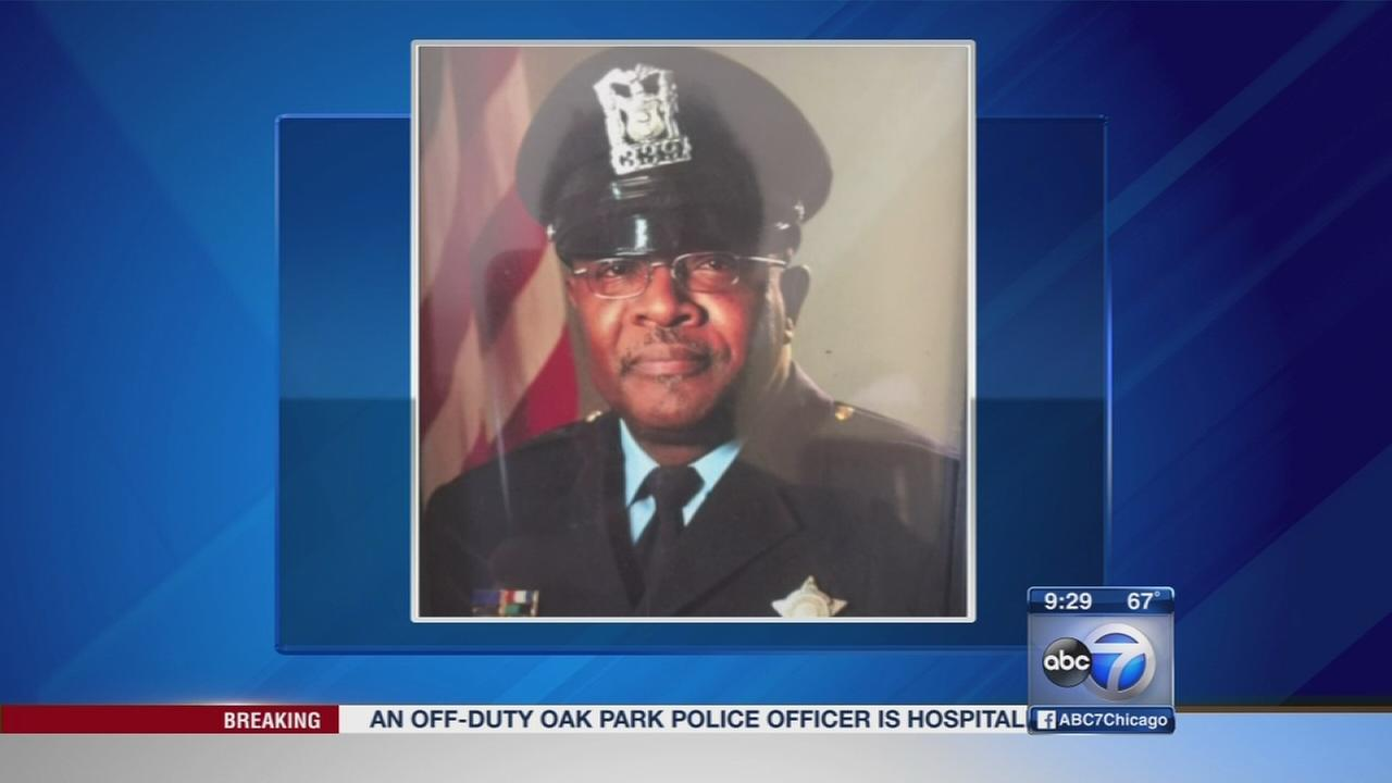 Oak Park officer shot
