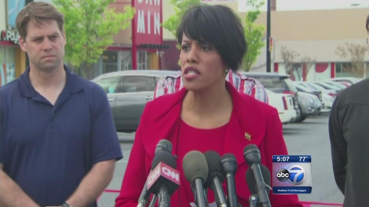 Baltimore mayor lifts curfew 6 days after riots