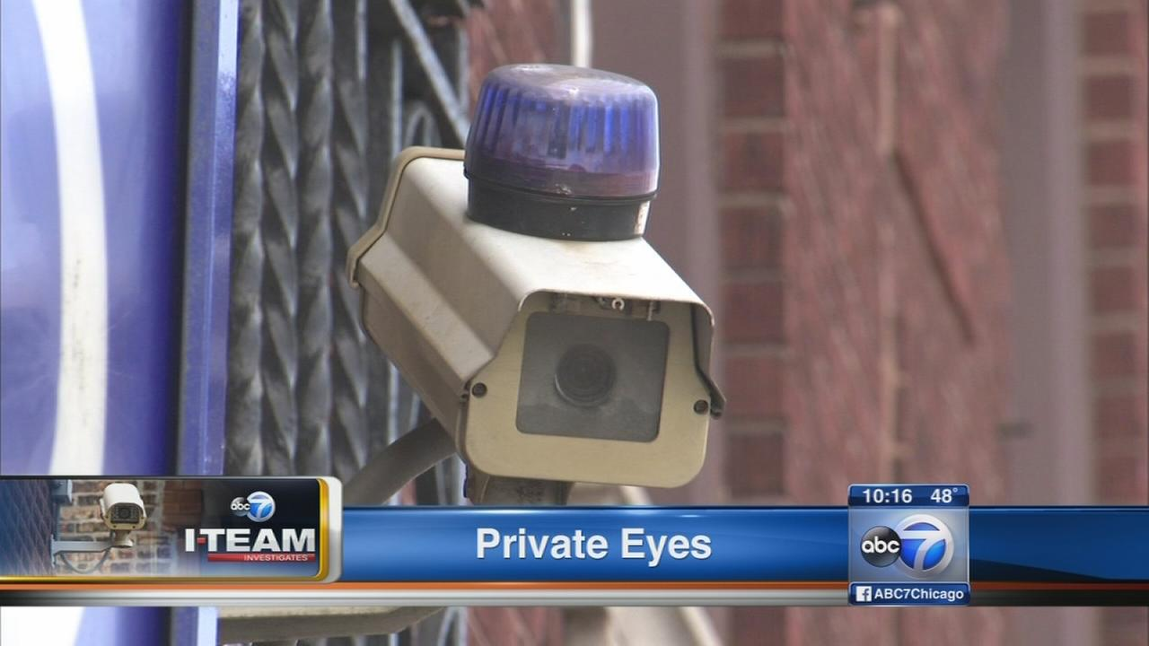 ?Private Eyes? paid to patrol some Chicago neighborhoods
