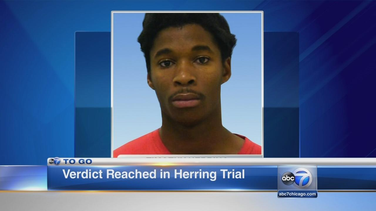 Timothy Herring guilty of murder