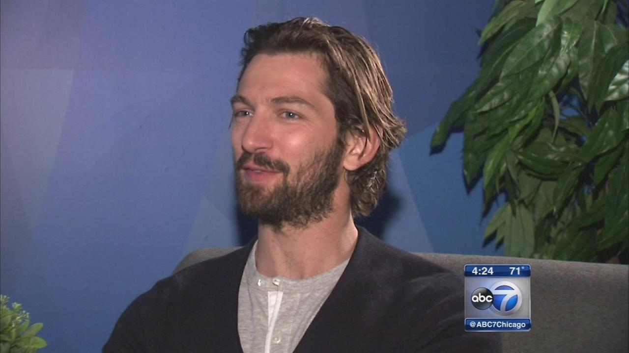 Michiel Huisman talks Game of Thrones, Nashville