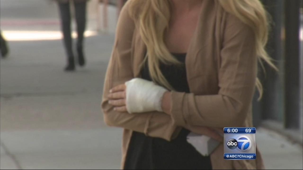 Boutique clerk stabbed during store robbery