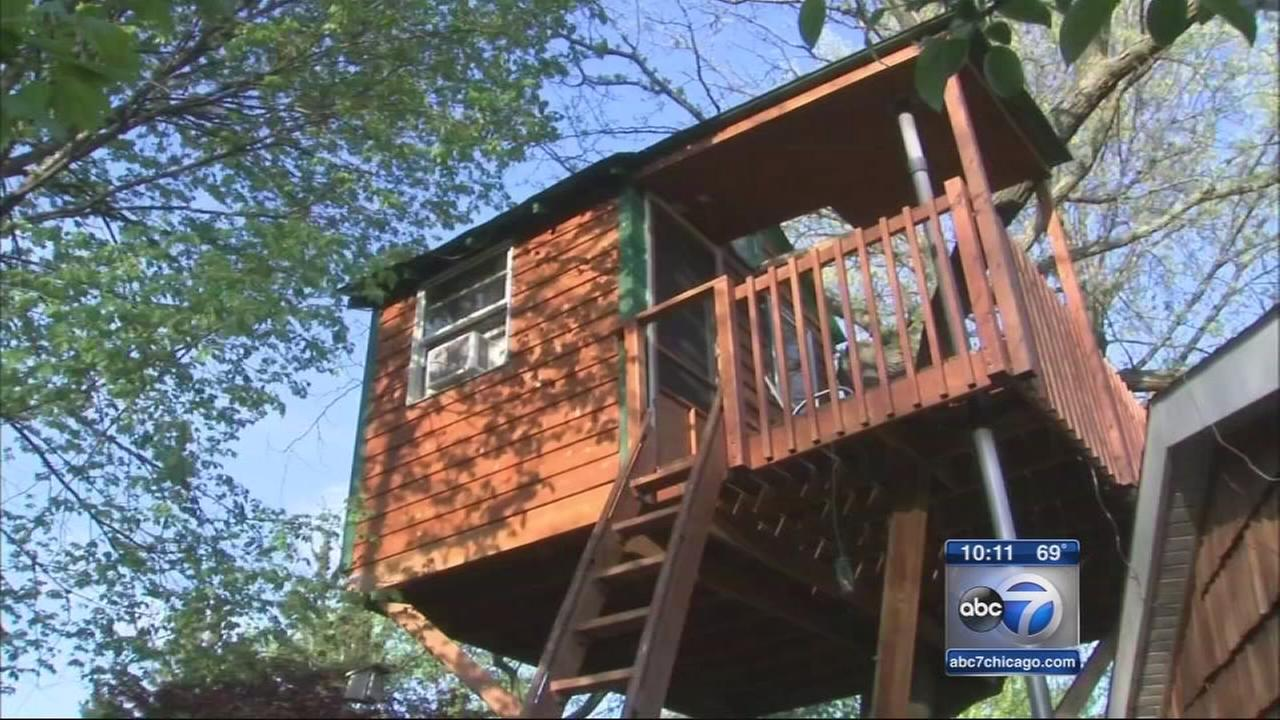Luxury treehouse leads to Schaumburg zoning meeting