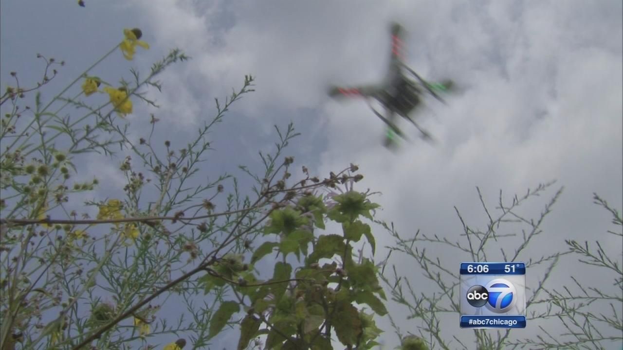 Chicago Park District considering drone restrictions