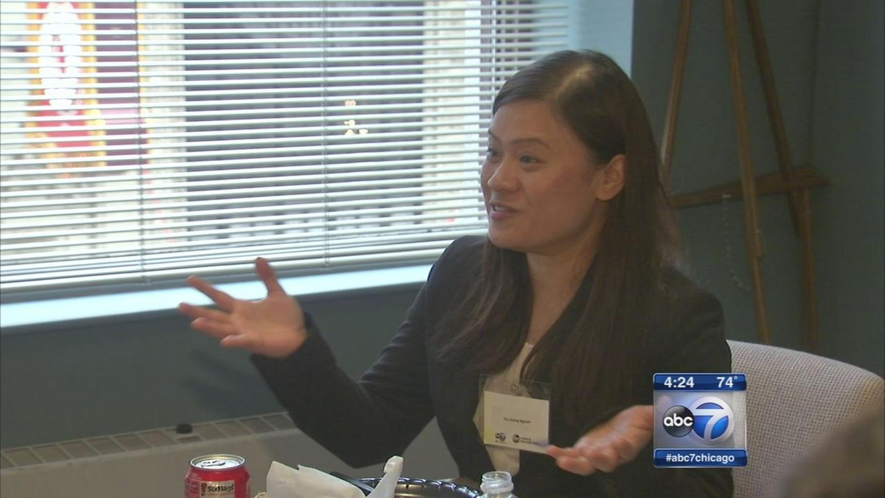 Chicago Network encourages young women to set their sights high