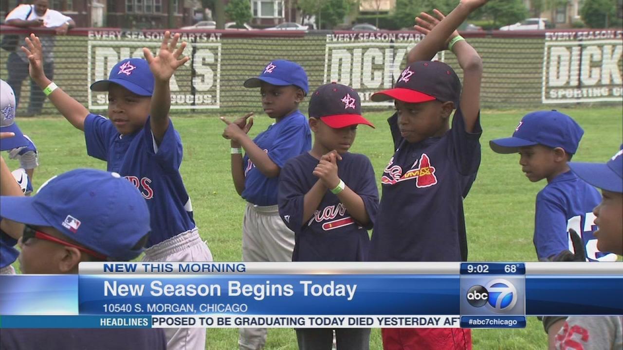 JRW season begins Sunday