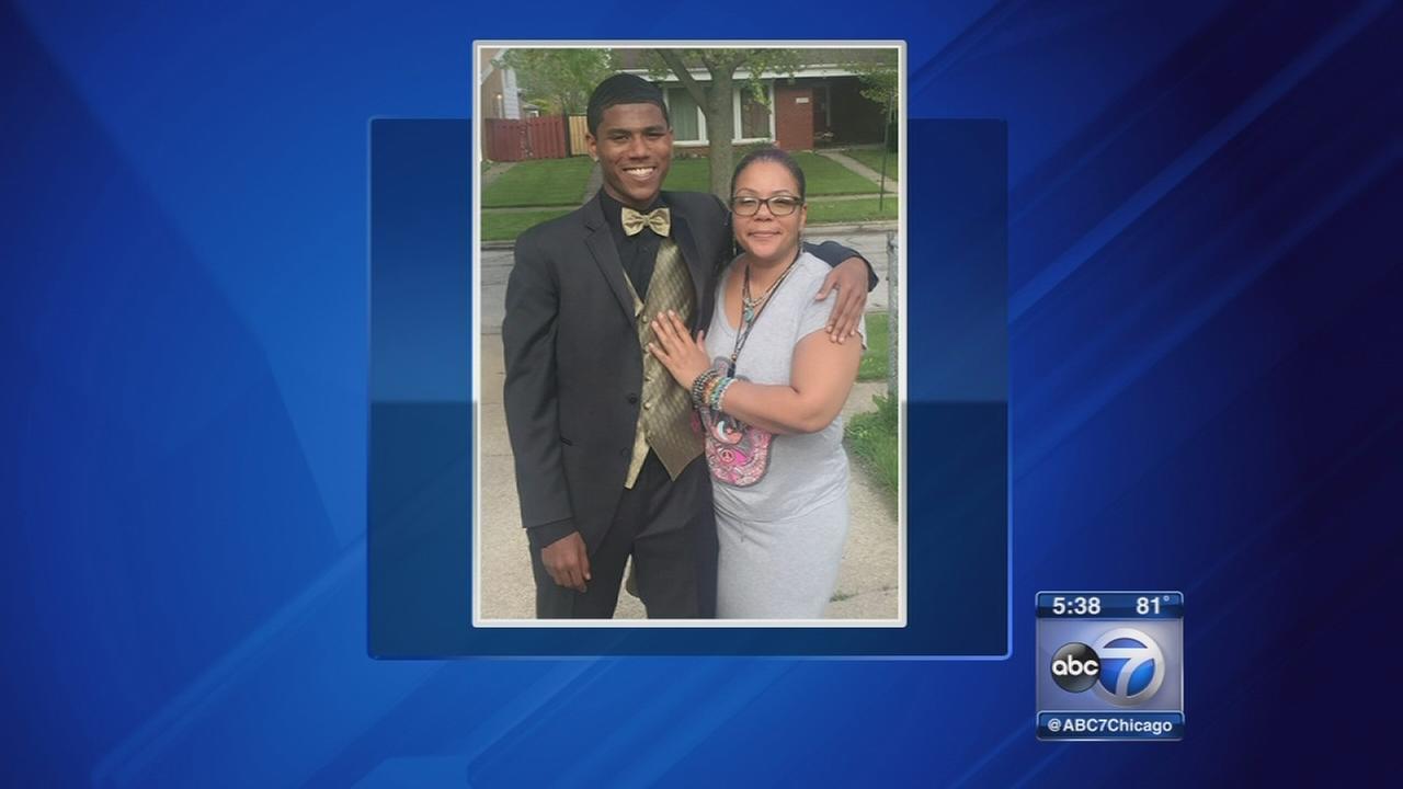 Aaron Dunigan, 18, killed after prom in car crash