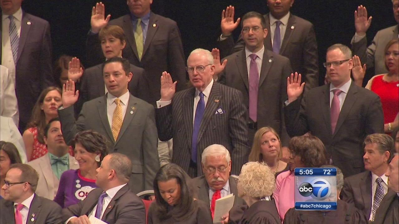 13 new aldermen face tough decisions