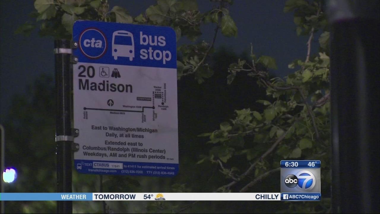 Robbers target riders waiting at Garfield Park bus stops