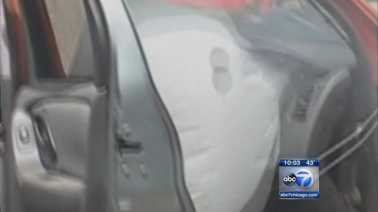 Takata declares 33.8 million air bags defective