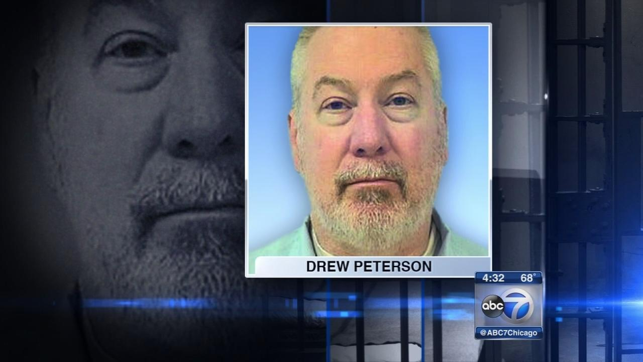 Drew Peterson lawyers appeal murder conviction