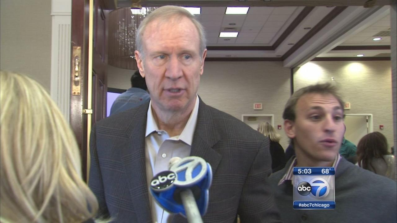 Democrats, Rauner face off over state budget
