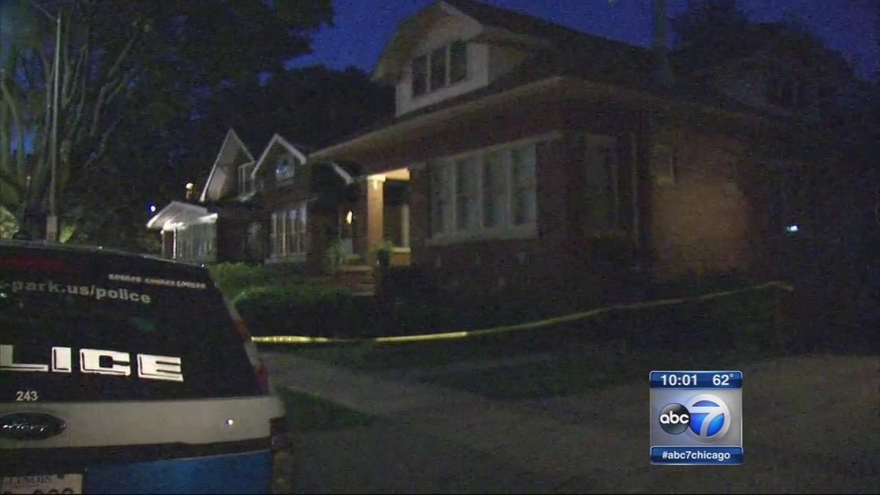 Police investigate Oak Park home invasion