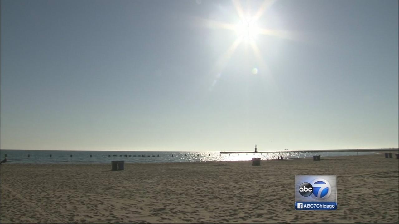 Chicago beaches open Friday