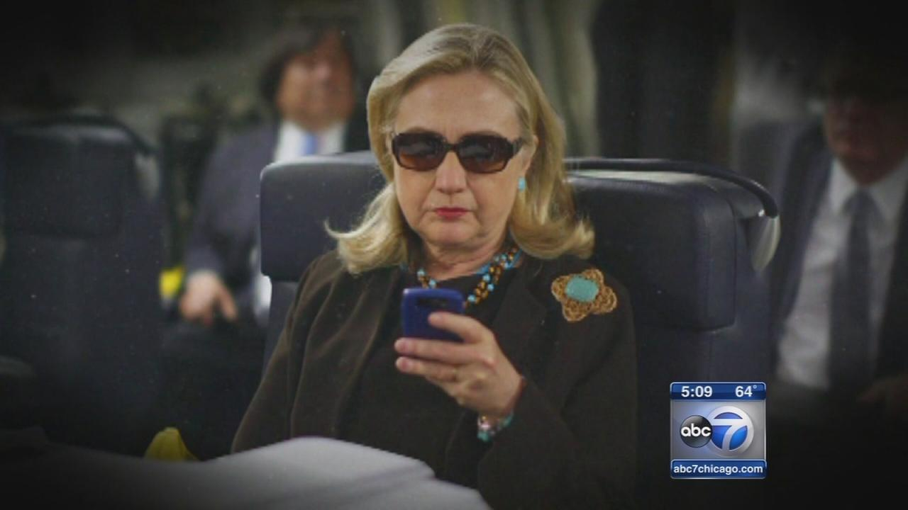 Hundreds of Hillary Clinton e-mailed made public