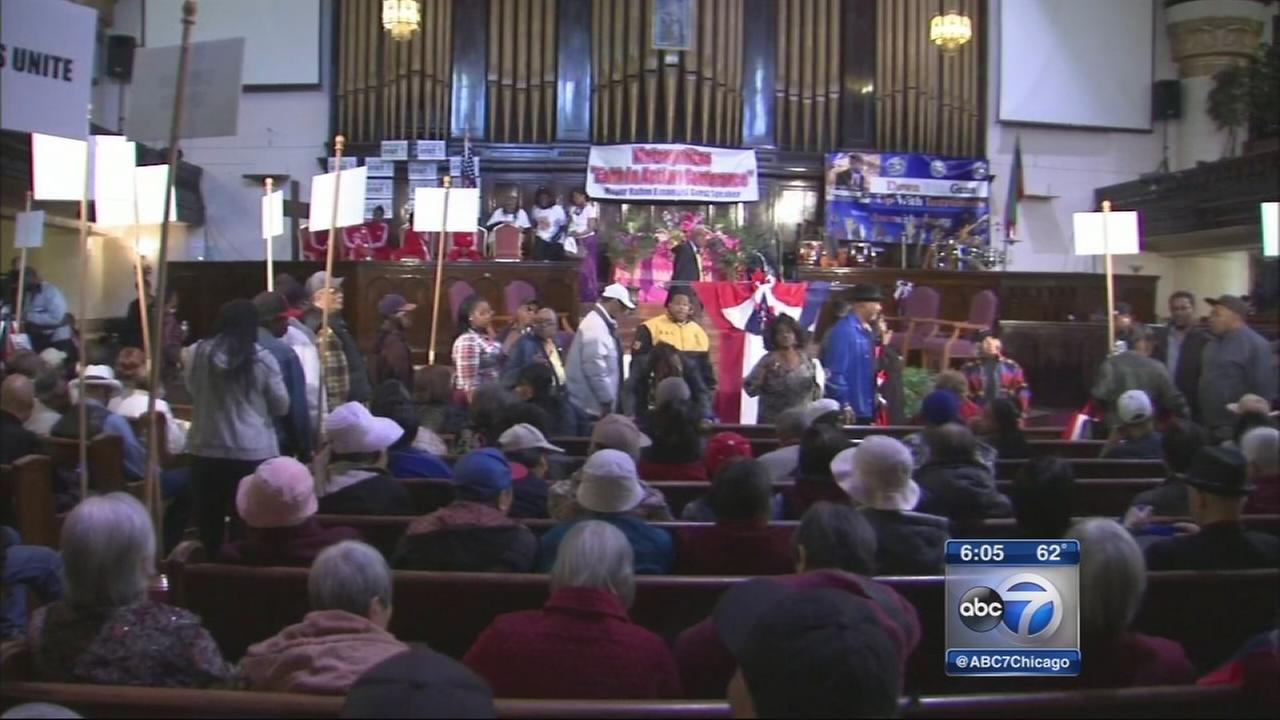 Communities join together to prevent violence