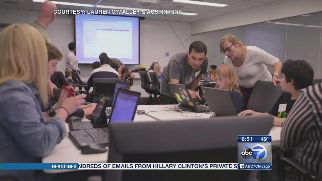 CoderDojoChi offers coding classes to Chicago students