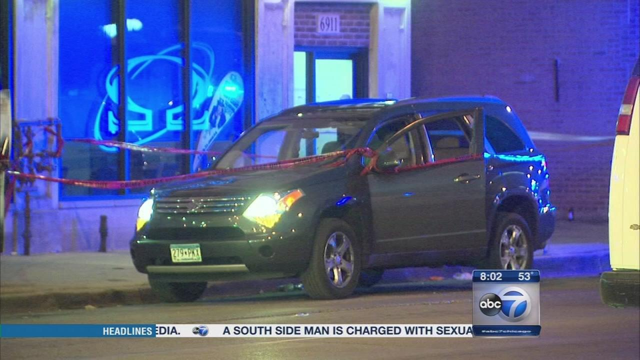 Child shot in the head on South Side