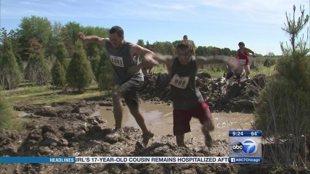 Heroes Mud Run honors veterans on Memorial Day weekend