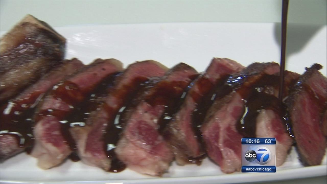 Boeufhaus brings a new steak house experience