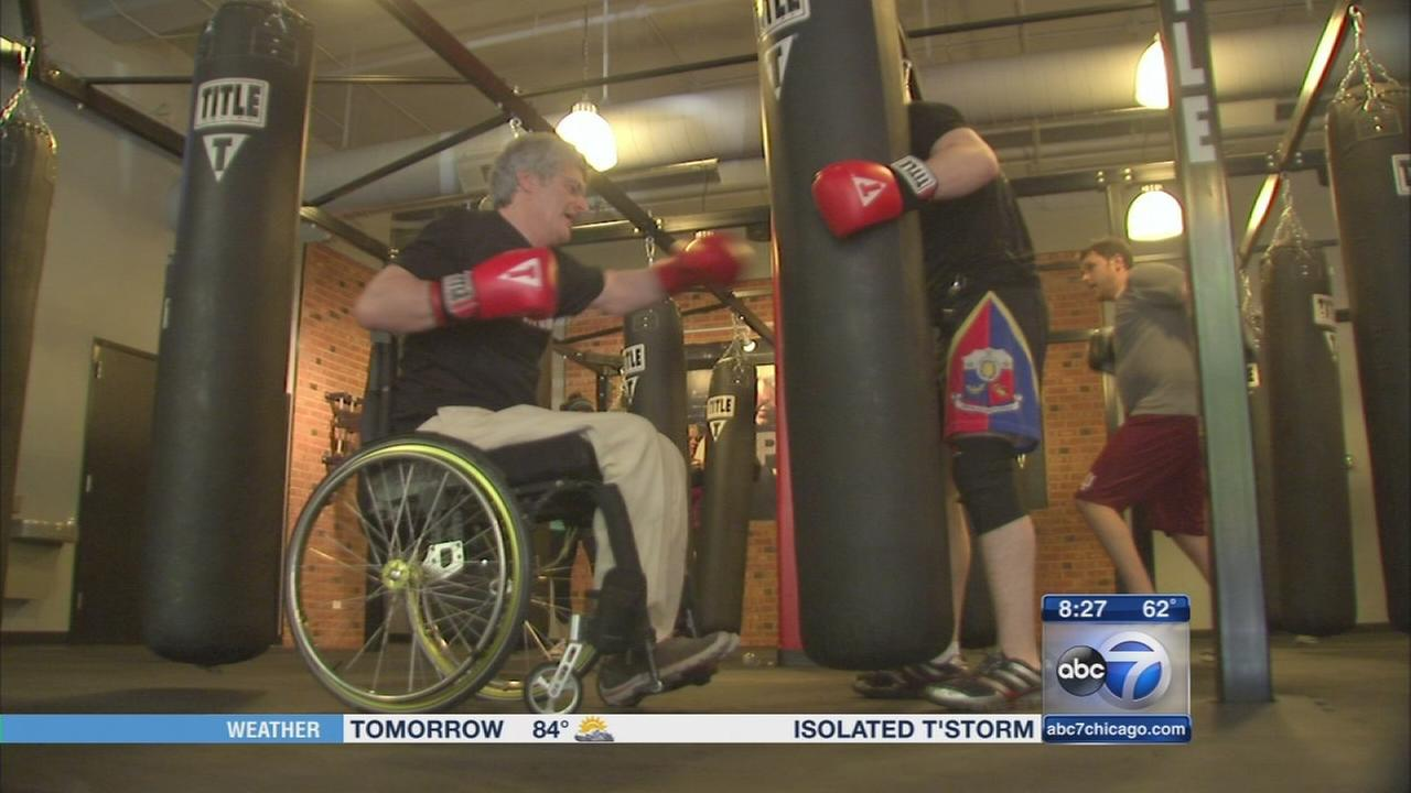 Non-profit offers sports opportunities to those with disabilities