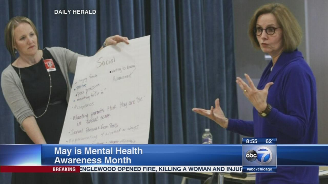 Daily Herald: Mental health