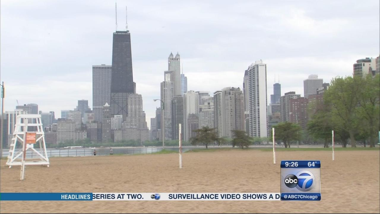 Chicago Park District beaches open for the season