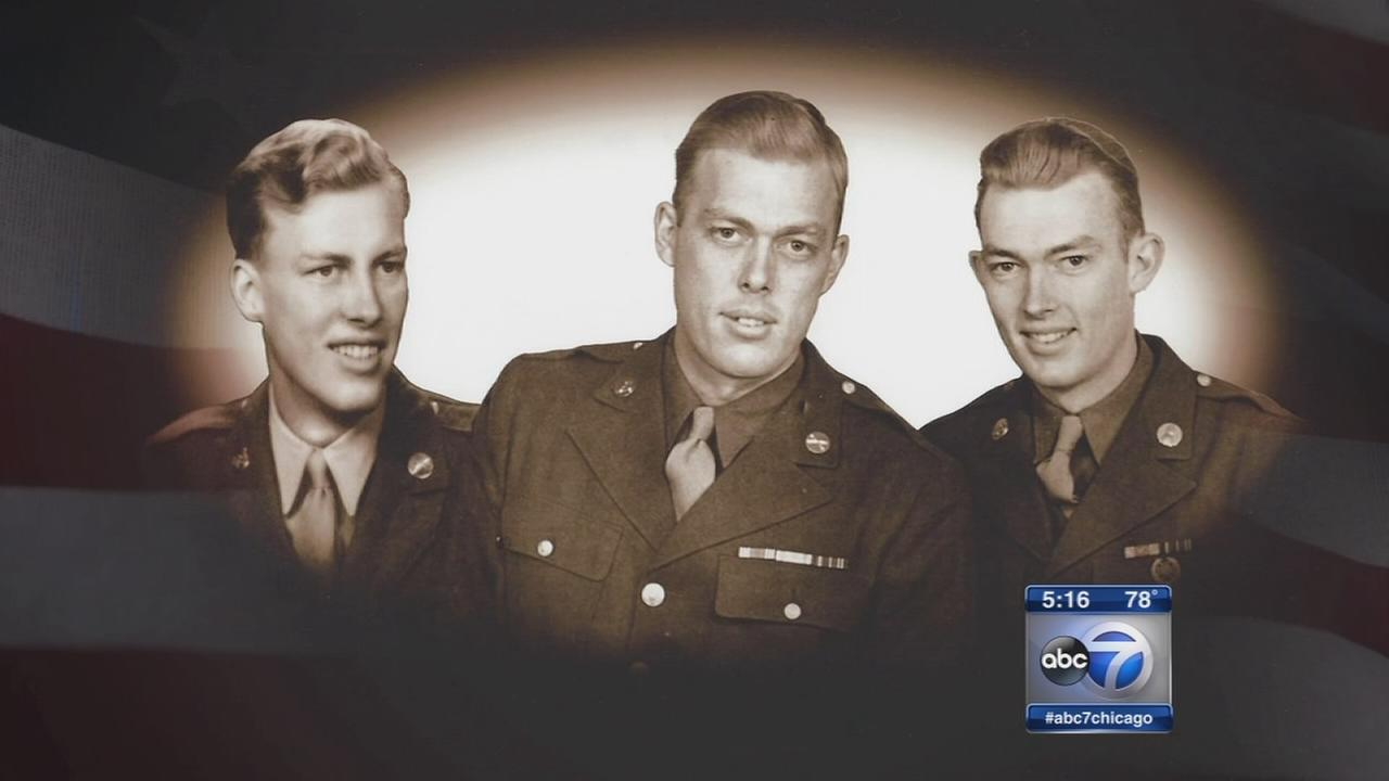 Berg brothers reflect on WWII service, trip to Washington
