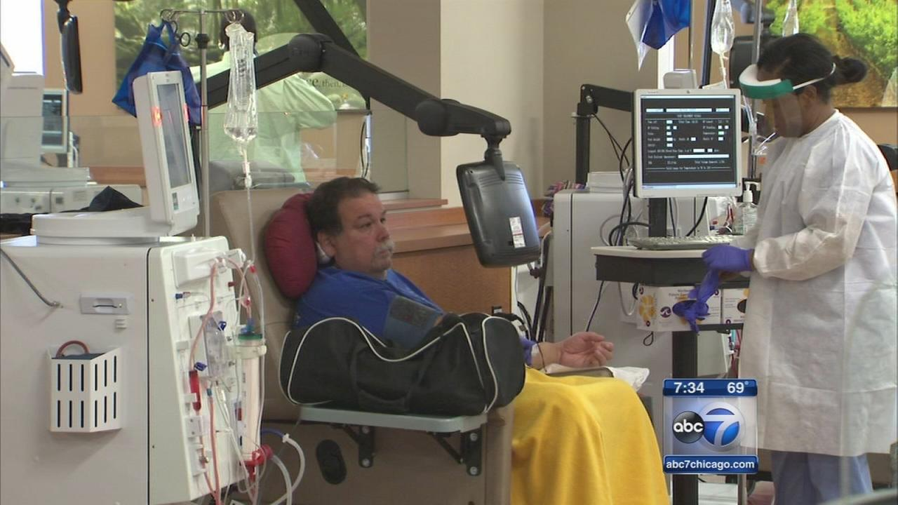 Dialysis patients threatened by proposed budget cuts