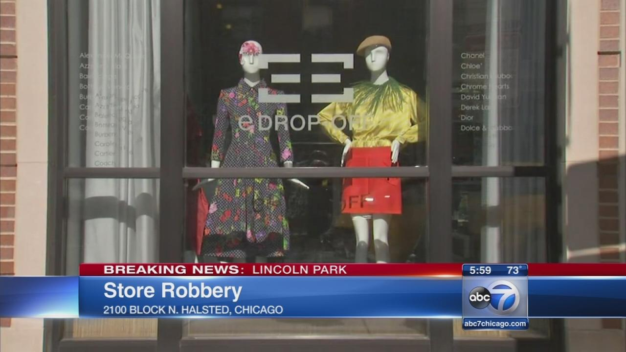 Lakeview retailer robbed