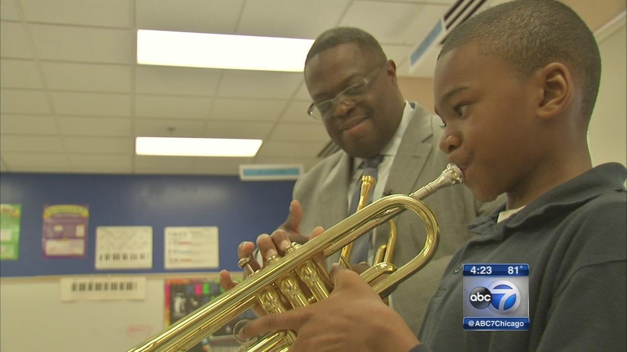 Keeping Jazz Alive in schools