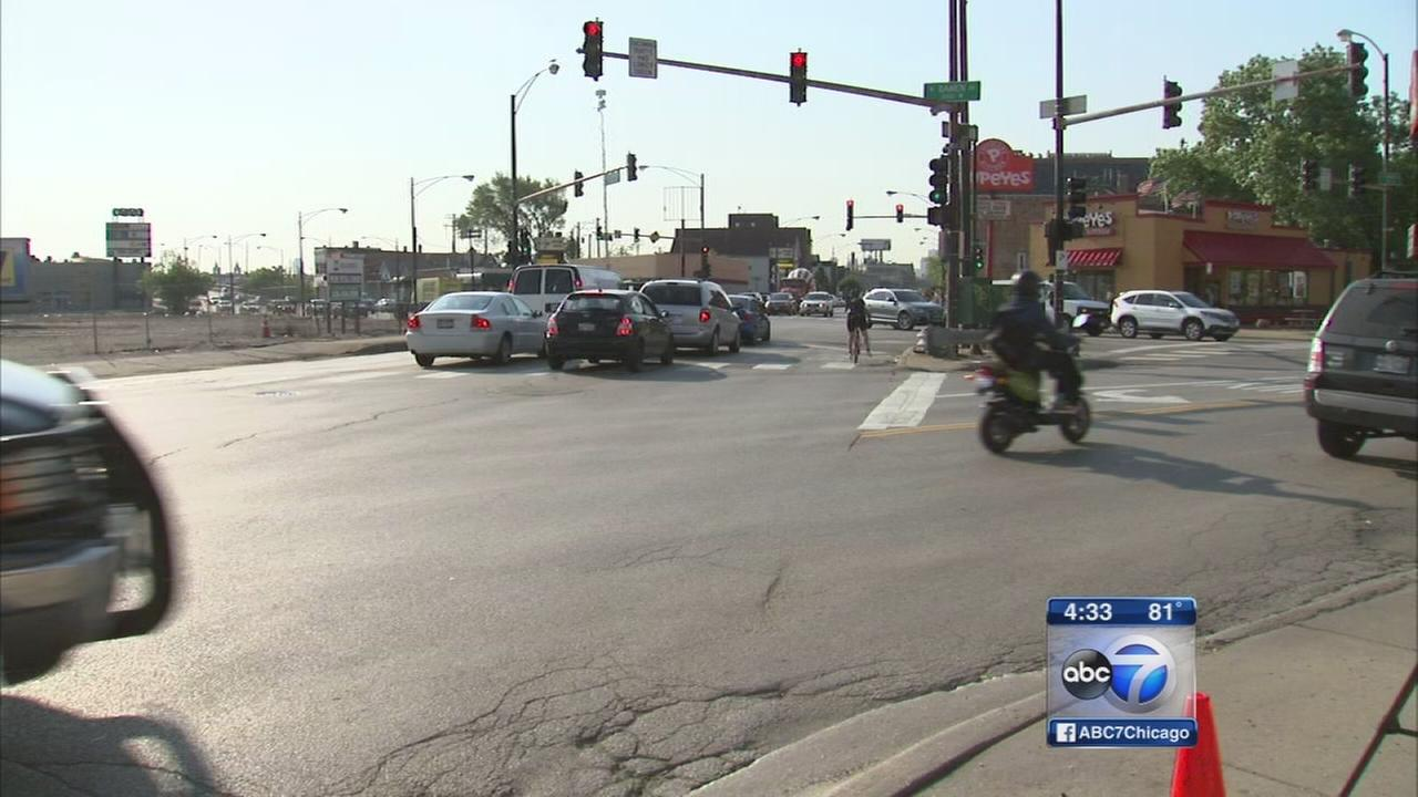 Major makeover in store for dangerous intersection