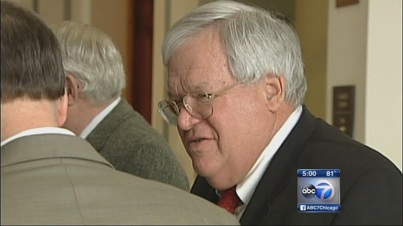 Dennis Hastert indicted on bank-related charges